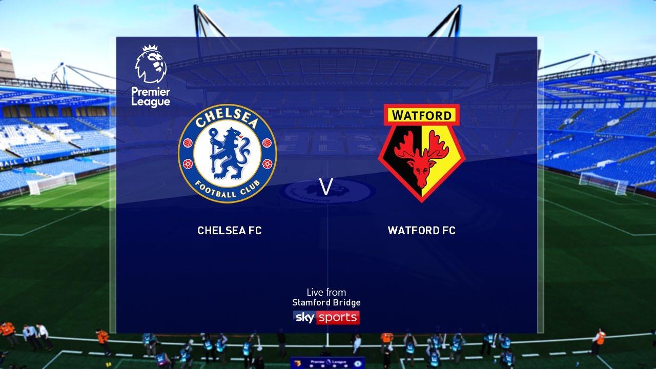 بث مباشر مباراة تشيلسي ضد واتفورد