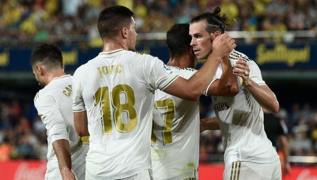 ملخص مباراة الريال مدريد و فياريال