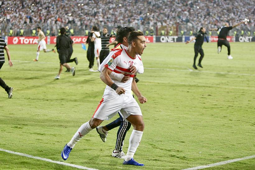 تشكيلة الإسماعيلي أمام الأهلي في الدوري المصري صحيفة سبورت
