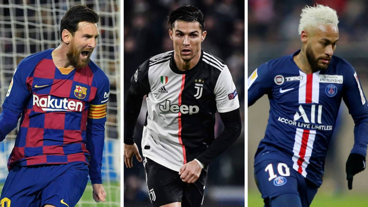 أعلى 10 لاعبي كرة قدم أجرا في العالم 2020 2021 صحيفة سبورت